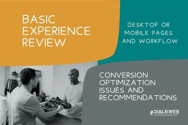 basic experience review report cover
